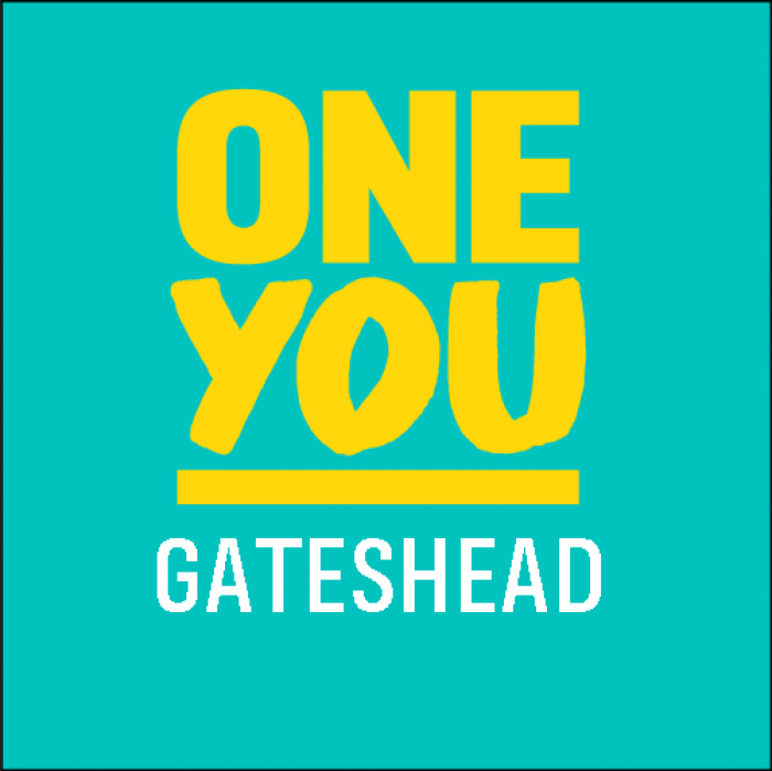 One You Gateshead logo