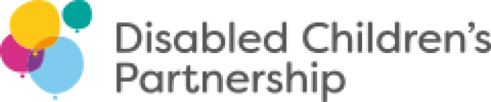 Disabled Children's Partnership logo
