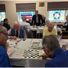 Men's Group & Lunch