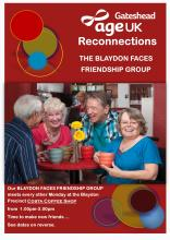 Blaydon Faces Friendship Group poster