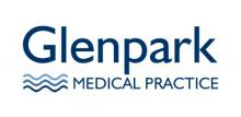 This is the logo for Glenpark Medical Practice