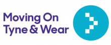 Moving on Tyne and Wear logo